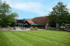 Tythe Barn Outdoor Space Tythe Barn, Bury, 17th Century, Golf Courses, Space, Outdoor, Floor Space, Outdoors, Outdoor Games