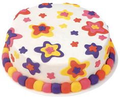 Star Cake Decorating Designs Ideas