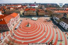 Top 7 places to visit in Timisoara - Pensiunea Venus (pictured: Timisoara new plaza) 7 Places, Places To Travel, Places To Visit, Eastern Europe, Bed And Breakfast, To Go, Boat, Country, Romania