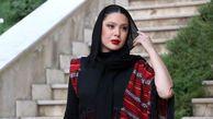 تمسخر بازیگر زن به خاطر لباسش در جشن منتقدان سینما   عکس