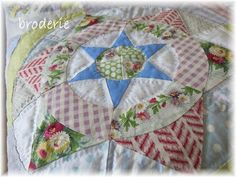 camelot, the quilt pattern by trish harper