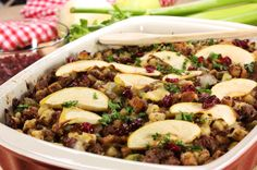 ... Stuffing on Pinterest | Stuffing, Vegan Stuffing and Stuffing Recipes