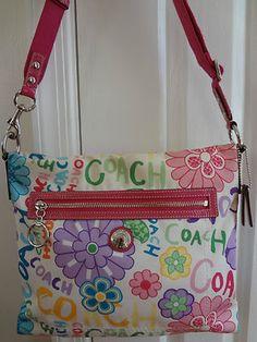 fun Coach bag