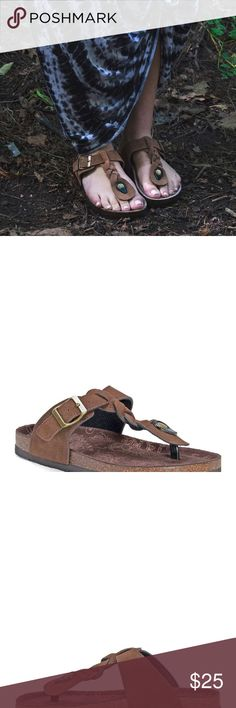 Muck luck sandals Great supportive sole. Cute with cotton skirts and denim year-round staple. No trades. Negotiable. Muk Luks Shoes Sandals