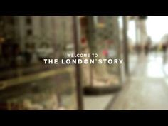 The London Story - Penhaligon's 2013 London Travel, Movies Showing, To Tell, Fragrances, Campaign, Bring It On, City, Unique, People