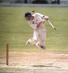 Michael Atherton in Georgetown, Guyana History Of Cricket, World Cricket, Cricket Bat, Cricket Sport, Live Cricket, Cricket Wicket, Cricket Books, Fast Bowling, Cricket England