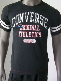 Converse, Summer Tshirts, Stars, Mens Tops, T Shirt, Clothes, Design, Fashion, Moda Masculina