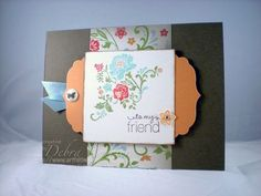 Simple SAB Card with Framelits
