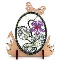 Bobbin Lacemaking, Shops, Lace Heart, Lace Jewelry, Needle Lace, Lace Detail, Dream Catcher, Butterfly, Easter