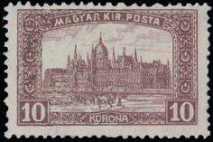 Znaczek: Parliament building (Węgry) (Parliament building) Mi:HU 357,Sn:HU 366,Yt:HU 304