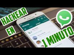 ESPIAR WhatsApp De Tu Pareja Solo con El Número (Nuevo MÉTODO) - YouTube