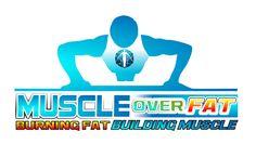 Fitness Instructor Logo - Get a super awesome logo designed for 5$! Best Logo Design, Cool Logo, Build Muscle, Logos, Awesome, Fitness, Best Logo, Gain Muscle, Logo