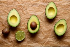 Why can't I ever find avocados this perfect? I've got to be doing something wrong when I pick them. Or, can they be airbrushed just like models? Hmm...