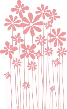 17 Plants Floral Wall Stickers Ideas Floral Wall Sticker Wall Decals Wall Stickers