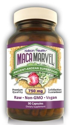Maca Root Capsules Organic, for Women, Men, Hormonal Balance, Menopause, Menstruation, Fertility, Butt Enhancement, Vegetarian, Vegan, Non-GMO, Maca Marvel 750mg, Raw Powder Pills. Backed by Scientific Studies = Reproductive Health, Hormonal Balance, Energy, Mood. It grows in the high plateaus of the Andes Mountains, cultivated by native Peruvian farmers without chemicals or GMOs. The Spanish shipped massive quantities to their kings. Put a Tiger in Your Tank!