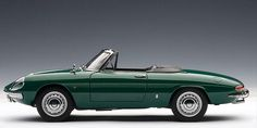 Alfa Romeo 1600 Duetto Spider 1966 Maintenance/restoration of old/vintage vehicles: the material for new cogs/casters/gears/pads could be cast polyamide which I (Cast polyamide) can produce. My contact: tatjana.alic@windowslive.com