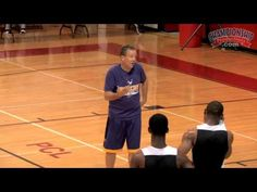 Kevin Boyle: 20 High Energy Drills for Pressure Defense - YouTube