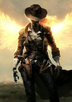 Wallpaper Anak Muda: Image Cowboy Wallpapers