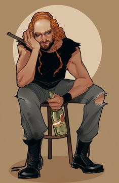 Pickles from Metalocalypse by nogutsnoglory