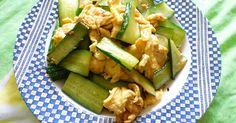 中国人ちのきゅうりと卵炒め♪ by ベル★ [クックパッド] 簡単おいしいみんなのレシピが253万品