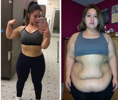 39 Amazing Before And After Weight Loss