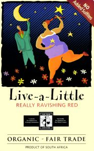 "Review: Live-a-Little ""Really Ravishing Red"""