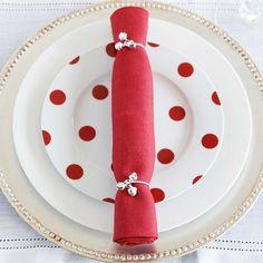Christmas Cracker Napkin