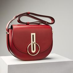 Nina Ricci Leather Shoulder Bag from @STYLEBOP.com's closet