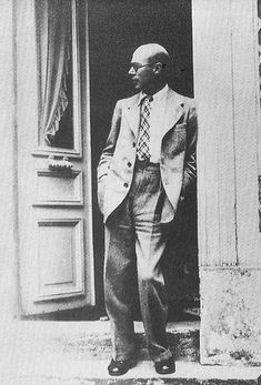 Henry Miller at Louveciennes