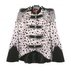 Dalmatier jasje dames - PW Hoofs