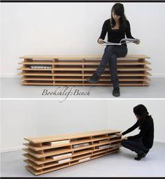 Console | Bookshelf | Books | Function | Furniture