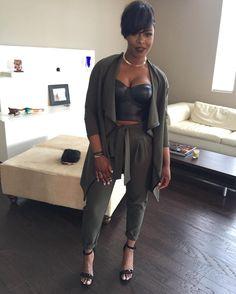 Love this outfit. Ta'Rhonda Jones.