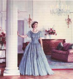 Queen Elizabeth 1947