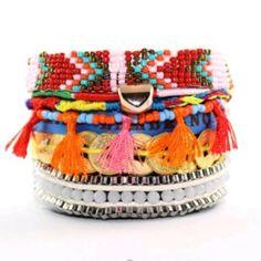 Blondie Brazilian Style Wrap Bracelet