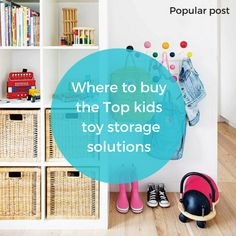 Where to buy guide Top storagesolutions for kids rooms &playrooms Wood Storage Box, Kid Toy Storage, Cube Storage, Storage Baskets, Toy Storage Solutions, Storage Ideas, Mid Century Bookshelf, Rainy Day Activities For Kids, Book Baskets