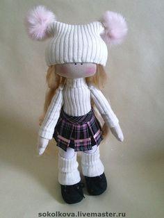 Коллекционные куклы ручной работы. Ярмарка Мастеров - ручная работа Лика. Handmade.