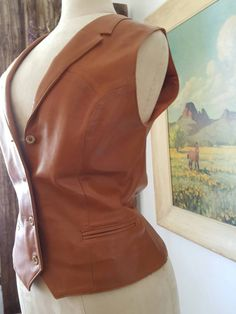 Check out this item in my Etsy shop https://www.etsy.com/listing/495911328/softest-leather-western-wear-cowgirl