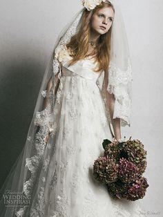 Jill Stuart 2011 wedding dress
