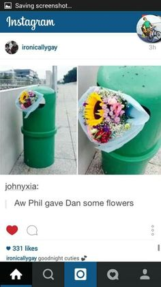 Look at how happy dan looks :) meme trash