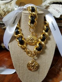 Chanel Charms & Leather  Designsbyz Repurposed  zumphlette@aol.com