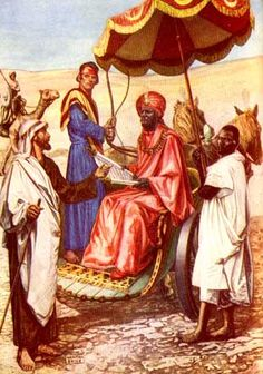 Blacks People of the Bible
