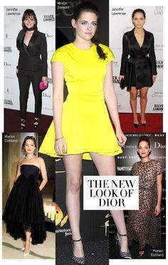 BAZAAR Boards: The New Look of Dior
