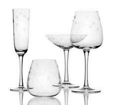 """Glasscollection """"Skir"""" design Amsell Berlin for IKEA"""