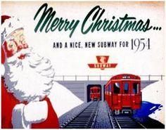 TTC 1954 (Toronto Transit Commision)