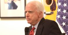 McCain & Other Top Officials Accused of Illegally Visiting Syria