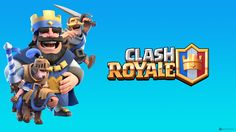 Clash Royale is a new game developed by Supercell, the same company that has released the popular Clash of Clans game. Clash Royale, Hog Rider, Clash Of Clans Game, Ios, Hd Widescreen Wallpapers, Private Server, Game Resources, Free Cards, Free Gems