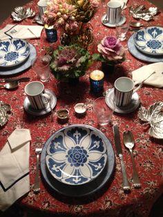 Bunny Williams Ballard Blue china.JPG