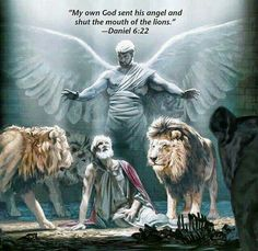 Messengers ministers of God .....sent fort .... To those who are heirs of salvation