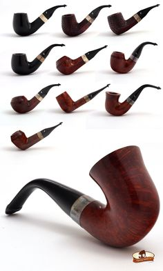 Dýmky Peterson - Sherlock Holmes Peterson Pipes, Sherlock Holmes Collection