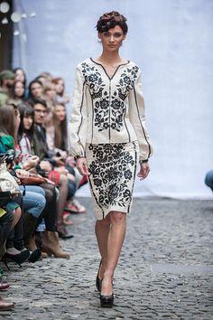 Chernikova SS 2015   Lviv Fashion Week